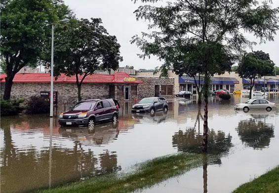 Secured Flood Insurance